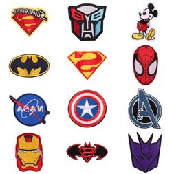 1pcs Cartoon Embroidered Iron On Patch Cloth Patch Sew Appli