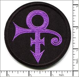 20 Pcs Embroidered Iron on patches Prince The Artist Love Pu