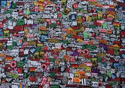 30 Piece Random Lot Iron On Patch Patches Band Music Rock N
