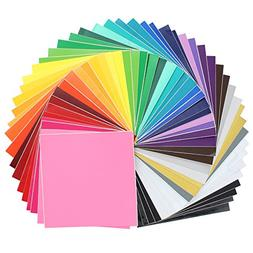 Oracal Assorted 631 and 651 Vinyl - 48 Pack of Top Colors -