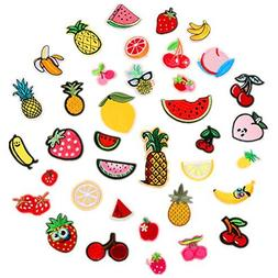 Assorted 37pcs Banana Orange Apple Strawberry Watermelon Pin