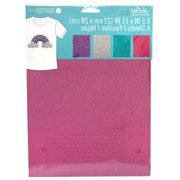 BB  Jolee's Easy Image 4 IRON ON TRANSFER SHEETS SHIMMER BRI
