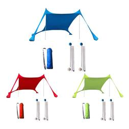 Beach Awning High Quality Lycra Fabric tent Large Portable O