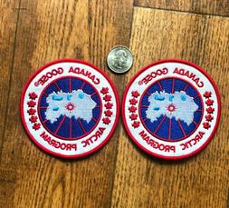 "Canada Goose Iron on Patch or Sew On 3.5"" inch Fast Shipping"