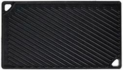 Lodge Double Play Cast Iron Pre Seasoned Reversible Grill/Gr