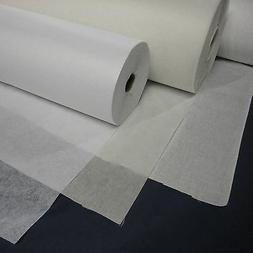 Interfacing Fabric - Various weights, Sew on and Iron On