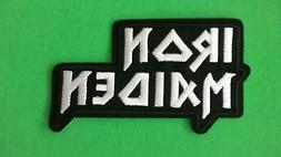 Iron Maiden Iron On Patch! New USA Seller NWOBHM Power Metal