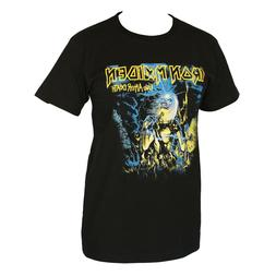 IRON MAIDEN LIVE AFTER DEATH MEN'S T-SHIRT BLACK