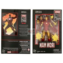 IRON MAN JEFF ROSS Marvel Legends TONY STARK 80th Anniversar