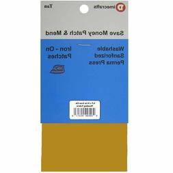 Iron-On Mending Fabric Repair Patch 6.5 x 14 Inch Compare to