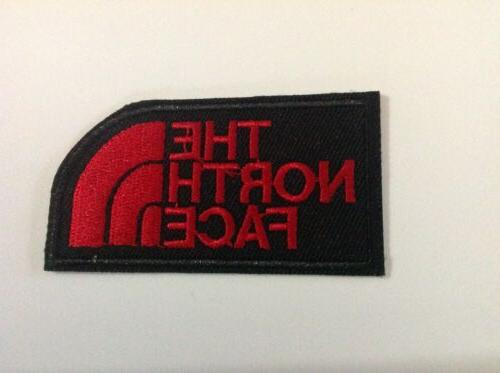 """3"""" BLACK/WHITE On/Sew Patch SELLER"""