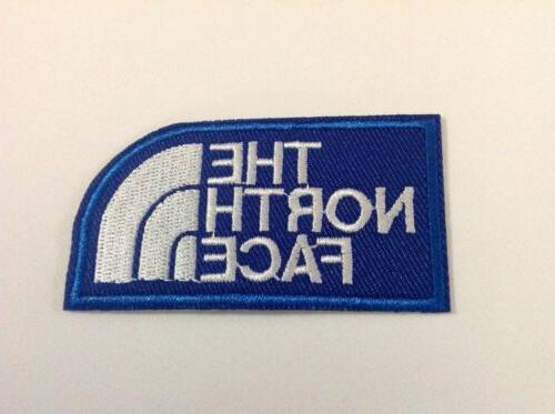 """3"""" THE BLACK/WHITE LOGO Embroidered On/Sew Patch SELLER"""