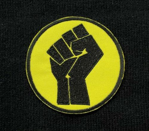 BLM Black Matter Sew/Iron-On Patch Racial Equality Protest Accessories