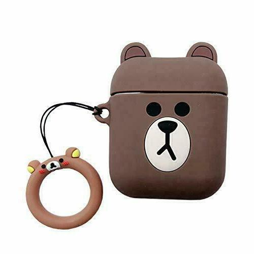 Cute Cartoon Case cover For 1 Charging Case Best AirPods