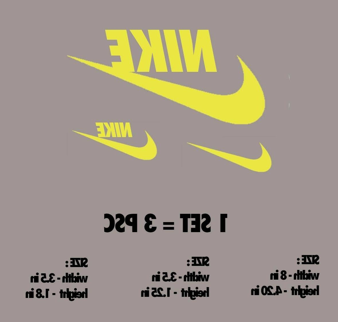 GLOW IN THE DARK Nike DIY T-Shirt Clothing