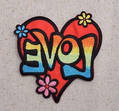 Love Heart - - - Patch