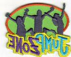 """""""JUMP ZONE"""" Iron On Patch Games Sports Fun Children Exercise"""