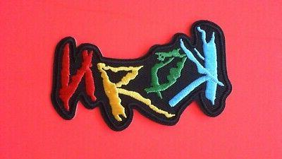 korn iron on patch new nu metal