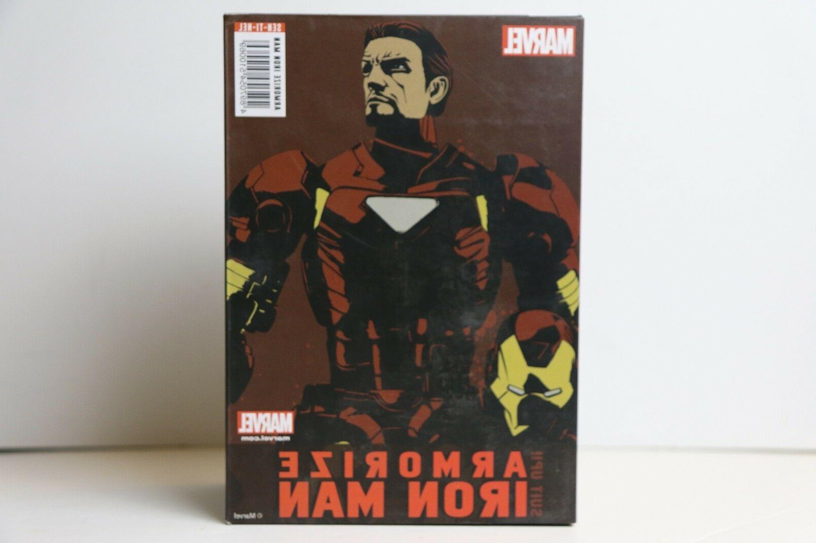 Marvel Sentinel Iron Man Tony Stark Armorize Action 18cm  Action Figure