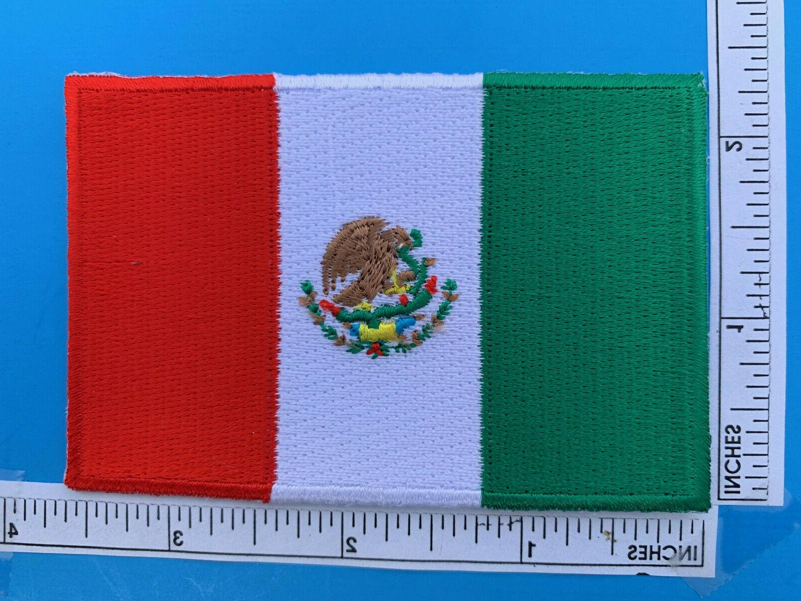 MEXICAN SEW-ON - HI QLTY!