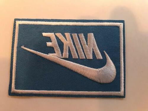 Nike Blue iron PATCH - patches new Appx x Nice