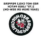 Red Hot Chili Peppers Music Rock Band Applique Iron on Patch
