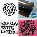 Siser Easyweed Iron On Heat Transfer Vinyl Roll Htv - Black
