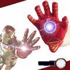 The Avengers Age of Iron Man Hand Gloves with Light and Soun