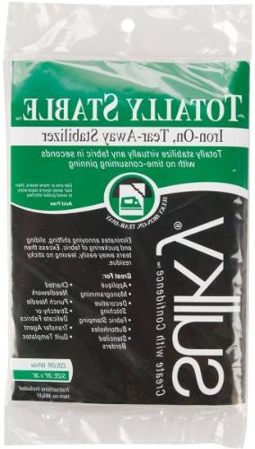 Sulky Totally Stable Iron-On Tear-Away Stabilizer, 20 by 36-