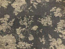 """Lt. Weight Floral Denim 6""""x 9"""" Iron On """"Pretty Patches""""  by"""