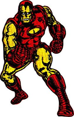 Marvel Comics Avengers Classic Iron Man Power Suit Superhero