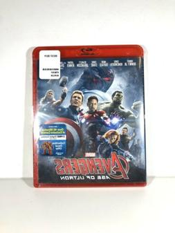 Marvel's Avengers: Age of Ultron Blu-Ray Dvd New Sealed Marv