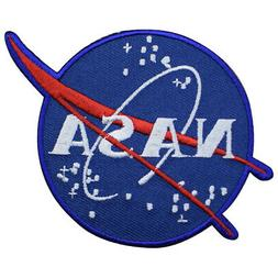 NASA Patch - USA, Astronaut, Official Space Program Badge 4-