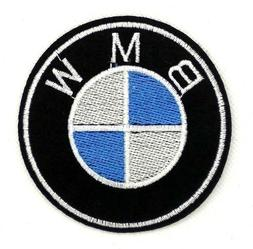 NEW BMW Sew Iron On Patch Embroidered Motorcycles Racing Spo