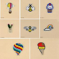 Patch for Clothing Iron onSewing AppliqueCute Sew  Fabric Ba