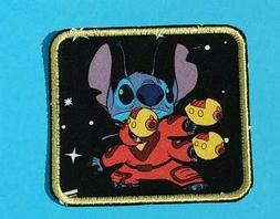 Patch Iron-On Lilo Stitch Embroidery Applique Patches For Ja