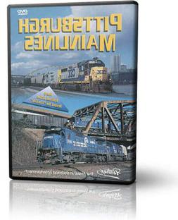 Pittsburgh Mainlines, Iron City Heavy Railroad Action - Pent