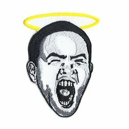 Rip Mac Miller Memorial Embroidered Iron On Patch