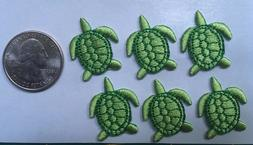 sea turtle patch iron on applique embroidered turtle patch t