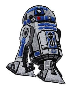 Application Star Wars Clone Wars R2D2 Patch