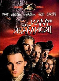 The Man in the Iron Mask Leonardo DiCaprio/Jeremy Irons/John