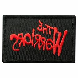 Miltacusa The Warriors Movie Embroidered Patch