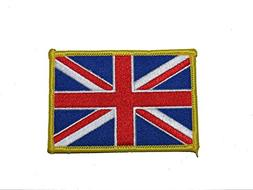 ALBATROS United Kingdom UK Country Iron On Patch for Home an